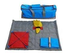 Buster activity mat starter set